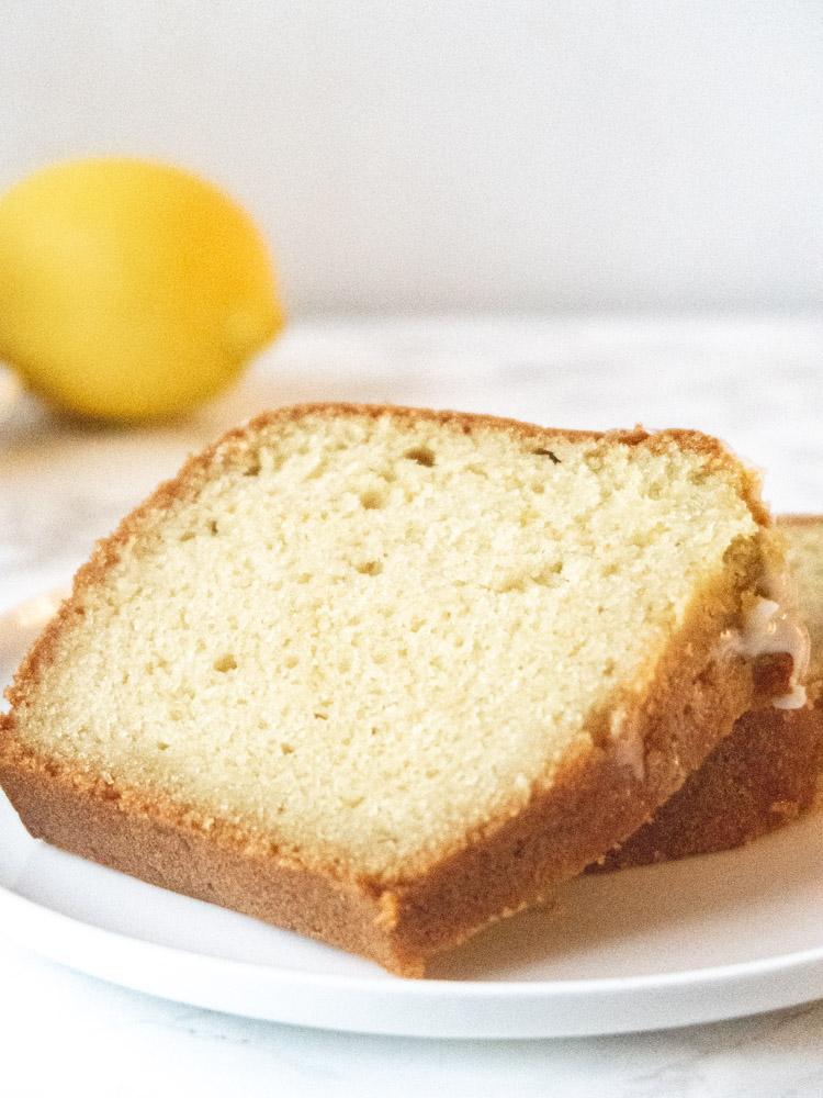Vegan Lemon Loaf